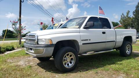 2001 Dodge Ram Pickup 1500 for sale at GP Auto Connection Group in Haines City FL