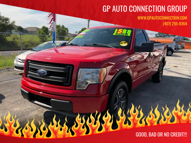 2013 Ford F-150 for sale at GP Auto Connection Group in Haines City FL