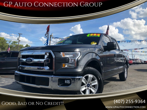 2016 Ford F-150 for sale at GP Auto Connection Group in Haines City FL