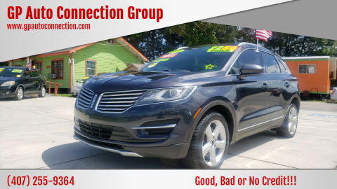 2015 Lincoln MKC for sale at GP Auto Connection Group in Haines City FL