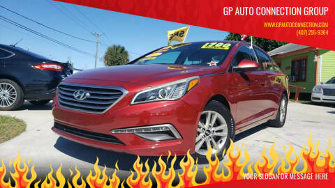 2015 Hyundai Sonata for sale at GP Auto Connection Group in Haines City FL