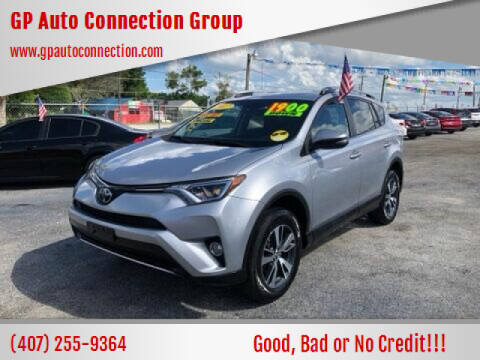2017 Toyota RAV4 for sale at GP Auto Connection Group in Haines City FL