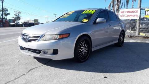 2006 Acura TSX for sale at GP Auto Connection Group in Haines City FL