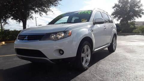 2009 Mitsubishi Outlander for sale at GP Auto Connection Group in Haines City FL
