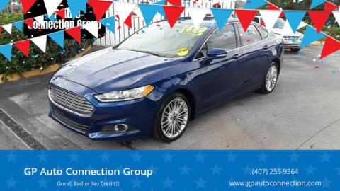 2016 Ford Fusion for sale at GP Auto Connection Group in Haines City FL