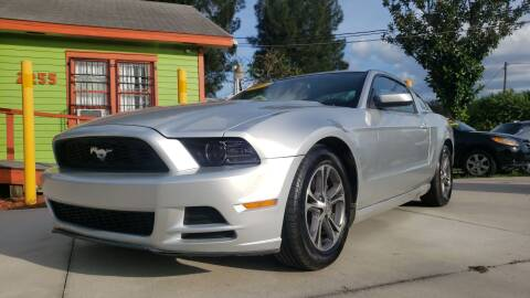2014 Ford Mustang for sale at GP Auto Connection Group in Haines City FL