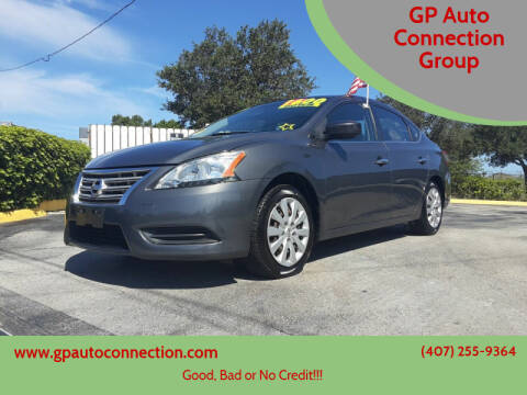 2014 Nissan Sentra for sale at GP Auto Connection Group in Haines City FL