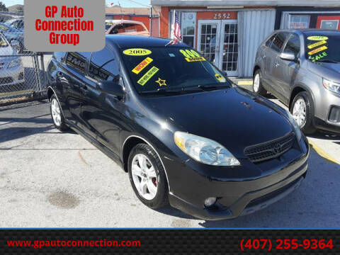 2005 Toyota Matrix for sale at GP Auto Connection Group in Haines City FL