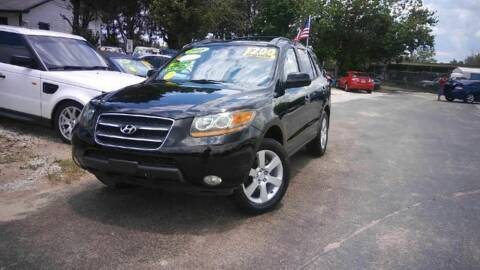 2008 Hyundai Santa Fe for sale at GP Auto Connection Group in Haines City FL