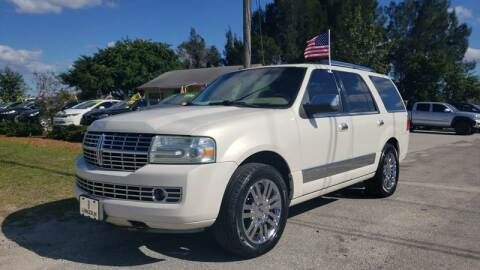 2007 Lincoln Navigator for sale at GP Auto Connection Group in Haines City FL
