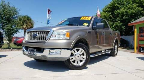 2004 Ford F-150 for sale at GP Auto Connection Group in Haines City FL