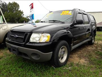 2002 Ford Explorer Sport Trac for sale in Haines City, FL
