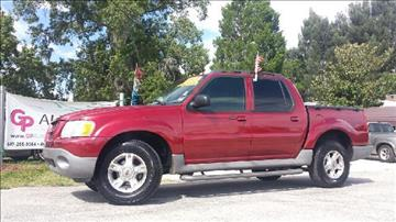 2003 Ford Explorer Sport Trac for sale in Haines City, FL
