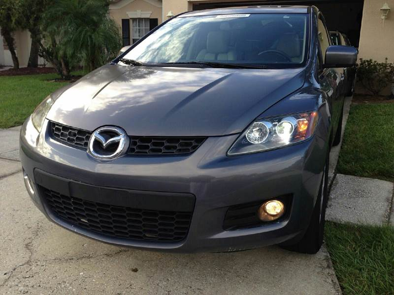 2007 mazda cx 7 awd grand touring 4dr suv in haines city fl gp auto connection group. Black Bedroom Furniture Sets. Home Design Ideas