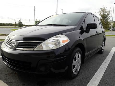 2009 Nissan Versa for sale at GP Auto Connection Group in Haines City FL