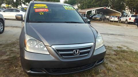 2007 Honda Odyssey for sale at GP Auto Connection Group in Haines City FL