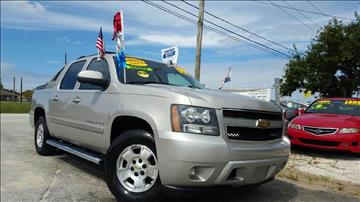 2007 Chevrolet Avalanche for sale at GP Auto Connection Group in Haines City FL