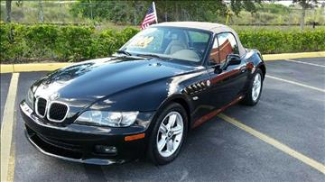 2001 BMW Z3 for sale at GP Auto Connection Group in Haines City FL