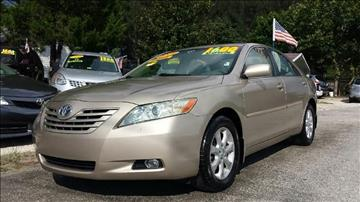 2008 Toyota Camry for sale at GP Auto Connection Group in Haines City FL