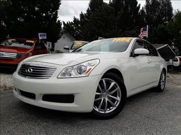 2008 Infiniti G35 for sale at GP Auto Connection Group in Haines City FL