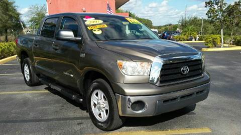 2007 Toyota Tundra for sale at GP Auto Connection Group in Haines City FL