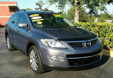 2007 Mazda CX-9 for sale at GP Auto Connection Group in Haines City FL