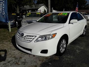 2011 Toyota Camry for sale at GP Auto Connection Group in Haines City FL