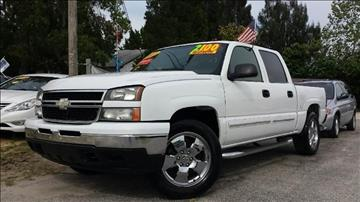 2007 Chevrolet Silverado 1500 Classic for sale at GP Auto Connection Group in Haines City FL
