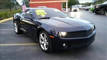 2011 Chevrolet Camaro for sale at GP Auto Connection Group in Haines City FL