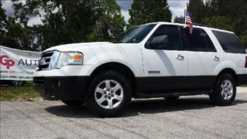2007 Ford Expedition for sale at GP Auto Connection Group in Haines City FL