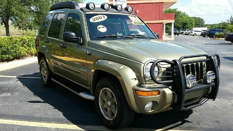 2003 jeep liberty renegade 4dr suv in haines city fl gp. Black Bedroom Furniture Sets. Home Design Ideas