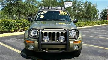 2003 Jeep Liberty for sale at GP Auto Connection Group in Haines City FL
