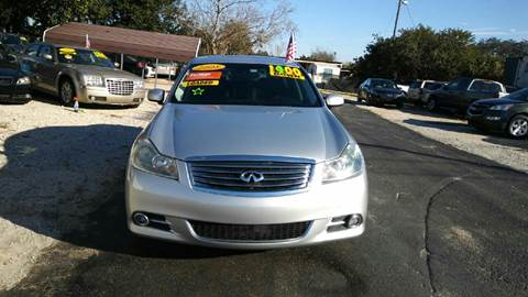 2008 Infiniti M35 for sale at GP Auto Connection Group in Haines City FL