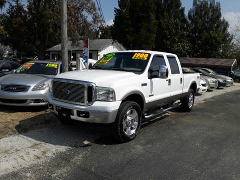 2006 Ford F-250 Super Duty for sale at GP Auto Connection Group in Haines City FL