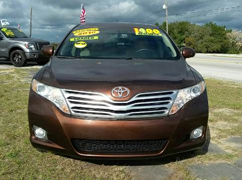 2010 Toyota Venza for sale at GP Auto Connection Group in Haines City FL