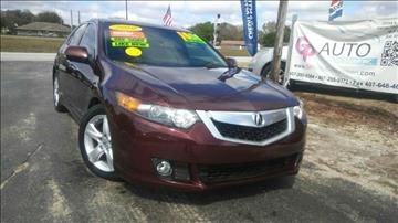 2010 Acura TSX for sale at GP Auto Connection Group in Haines City FL