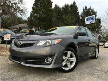 2012 Toyota Camry for sale at GP Auto Connection Group in Haines City FL