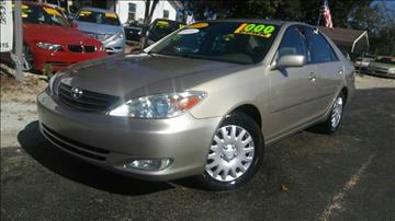 2004 Toyota Camry for sale at GP Auto Connection Group in Haines City FL