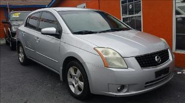 2008 Nissan Sentra for sale at GP Auto Connection Group in Haines City FL