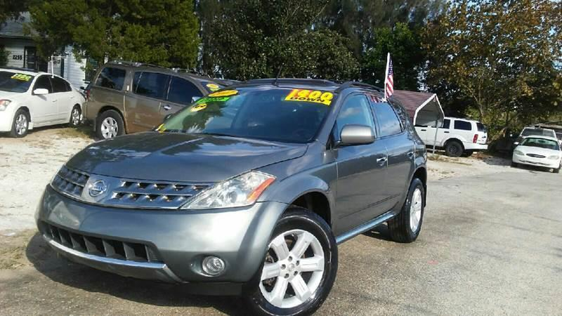 2007 Nissan Murano Sl 4dr Suv In Haines City Fl Gp Auto Connection Rh  Gpautoconnection Com 2007 Nissan Murano Transmission Problems 2007 Nissan  Murano ...