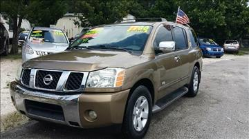2005 Nissan Armada for sale at GP Auto Connection Group in Haines City FL