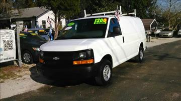 2005 Chevrolet Express Cargo for sale at GP Auto Connection Group in Haines City FL