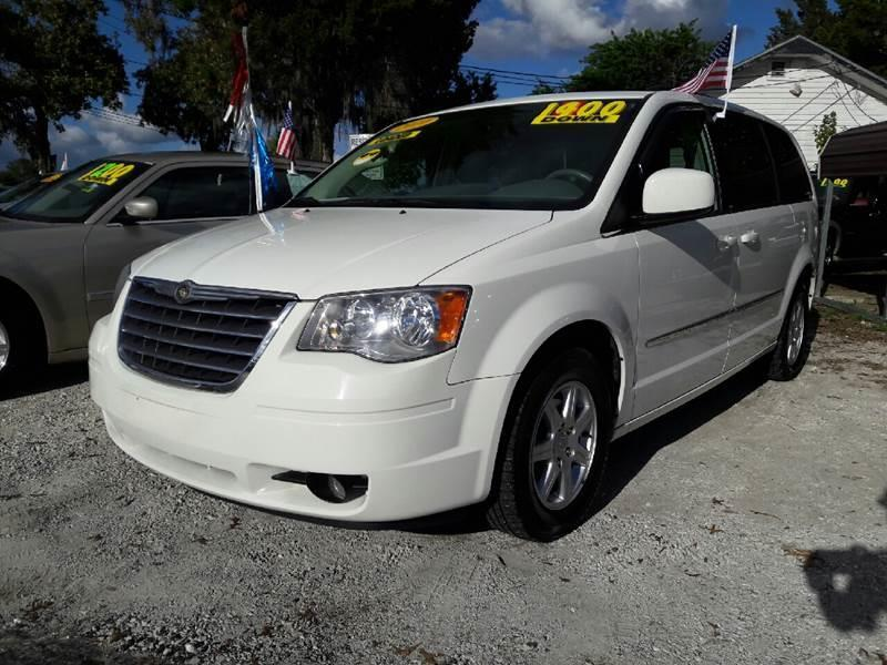 2010 Chrysler Town and Country for sale at GP Auto Connection Group in Haines City FL
