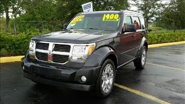 2010 Dodge Nitro for sale at GP Auto Connection Group in Haines City FL