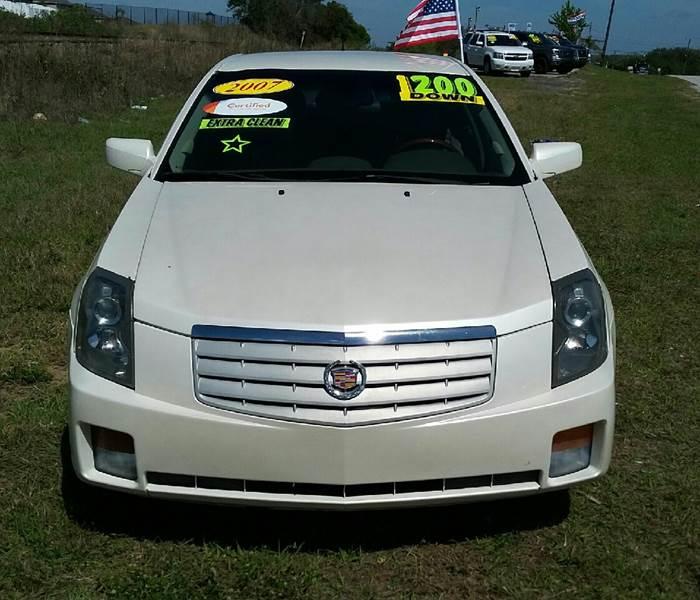 2007 Cadillac Cts Sport 4dr Sedan In Haines City FL