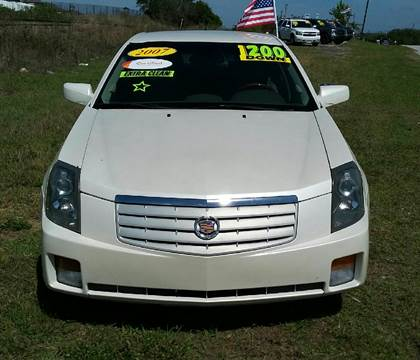2007 Cadillac CTS for sale at GP Auto Connection Group in Haines City FL