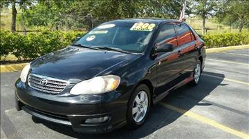 2006 Toyota Corolla for sale at GP Auto Connection Group in Haines City FL