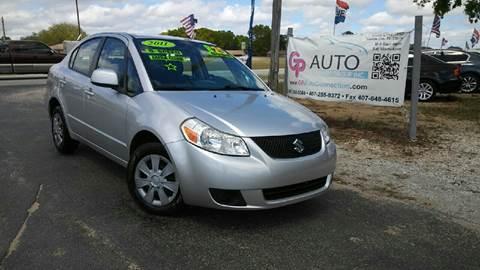 2011 Suzuki SX4 for sale in Haines City, FL