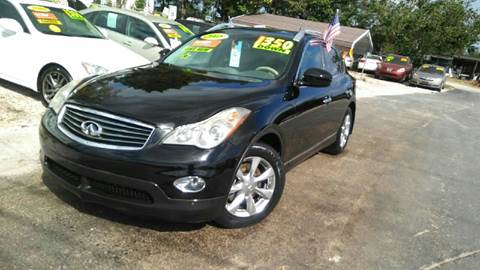 2008 Infiniti EX35 for sale in Haines City, FL