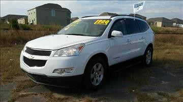 2009 Chevrolet Traverse for sale at GP Auto Connection Group in Haines City FL